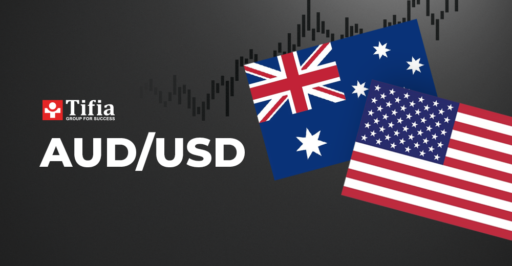 AUD/USD analysis for today.