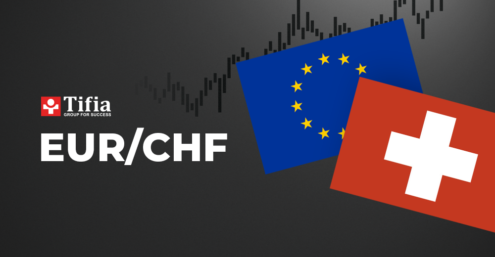 EUR/CHF forecast for today.