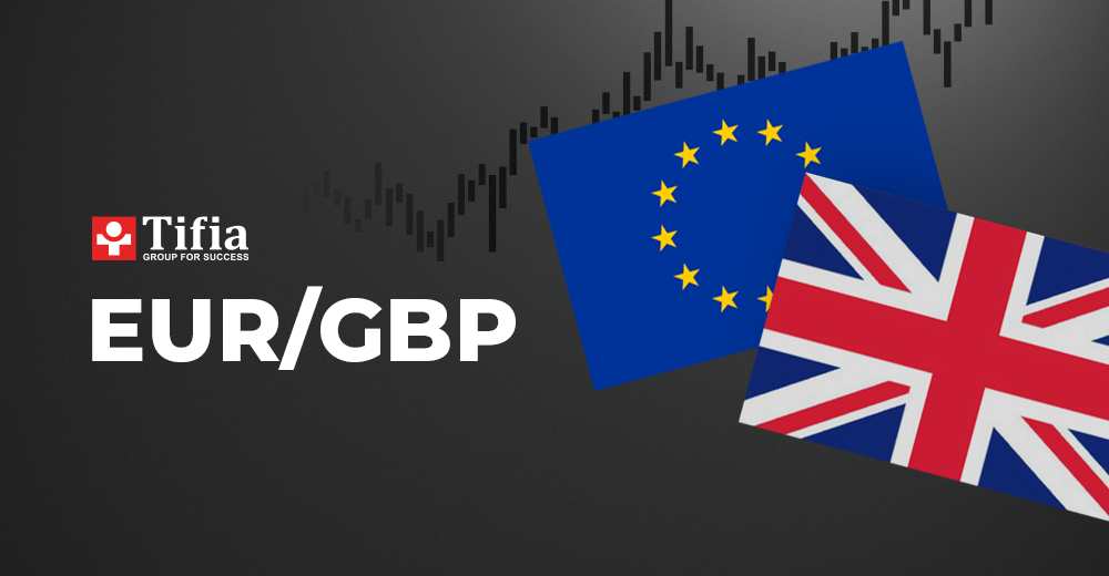 EUR/GBP forecast for today.