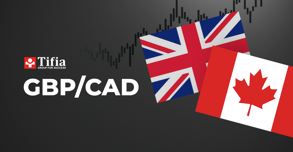 GBP/CAD forecast for today.